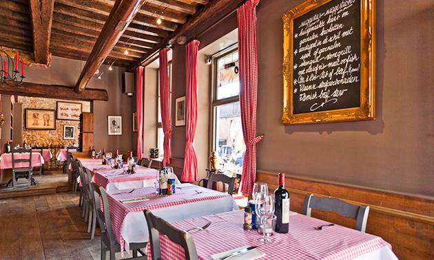 Brasserie & Restaurant Mozarthuys