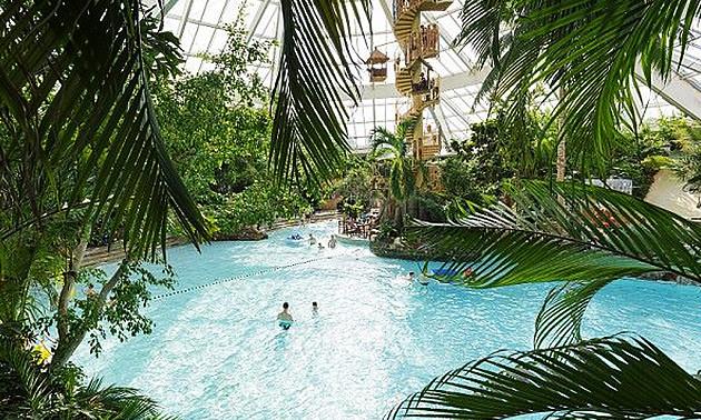Aqua Mundo Center Parcs België