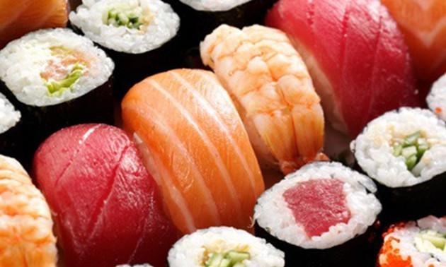 Daichi Sushi, 2-gangen sushidiner: bespaar 56% in Kempen ...