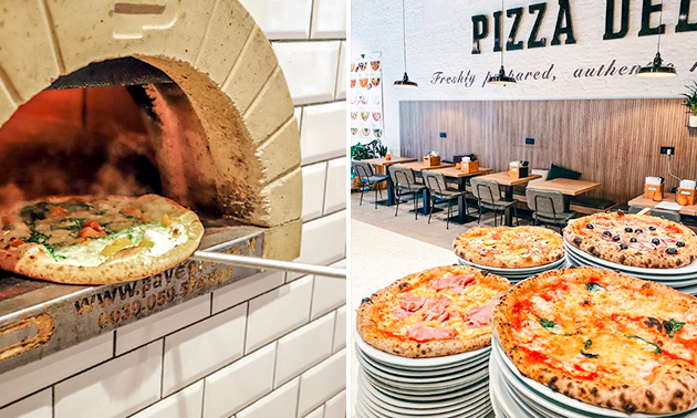 Del Popolo Pizza