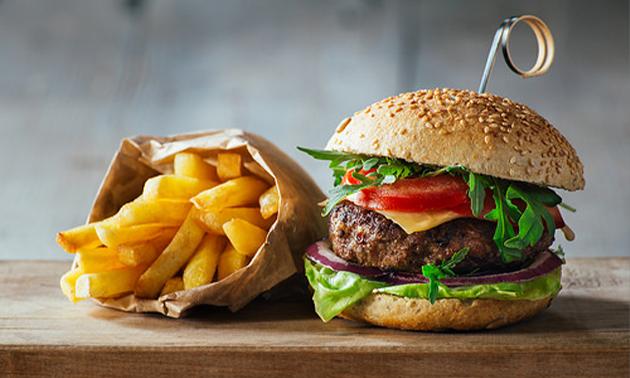 Deluxe Burger Aalst