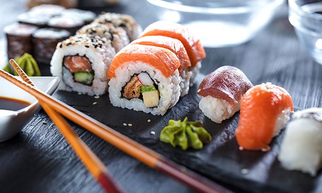 Dream Sushi & Wok