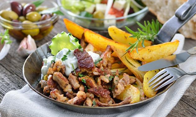 Griekse Corner Grill & Tapas