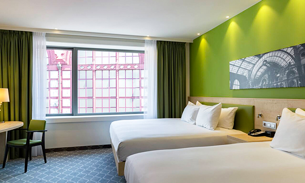 Hampton by Hilton Antwerp