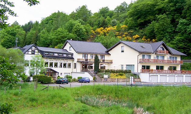 Hotel-Restaurant-Cafe Haus am See