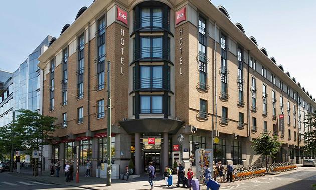Hotel Ibis Brussels Centre Gare Midi