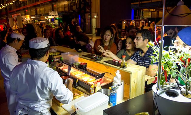 International Sushi Festival, Entreeticket voor ...