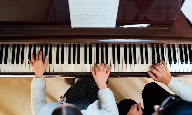 Mezzo instituut voor muziek