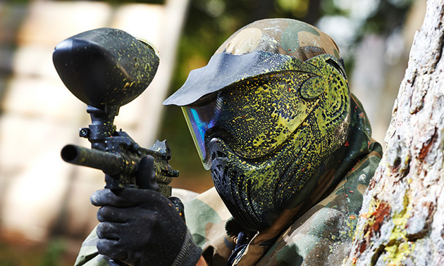 Paintball Happening