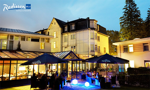 Radisson Blu Balmoral Hotel Spa
