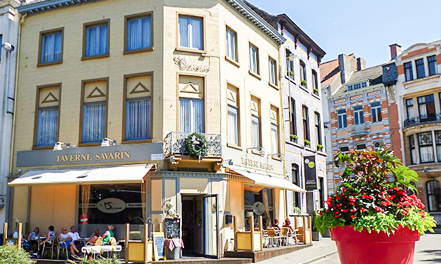 Restaurant Savarin Aalst