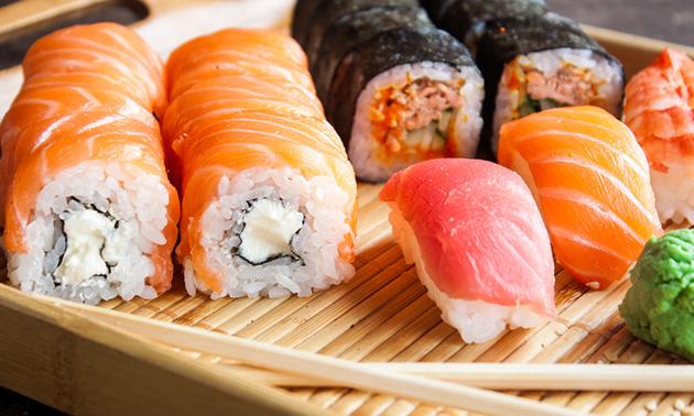 Shimai Sushi, Afhalen: sushibox (48, 70 of 96 stuks) in ...
