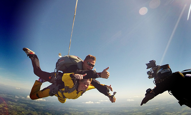 Skydive Spa Cerfontaine