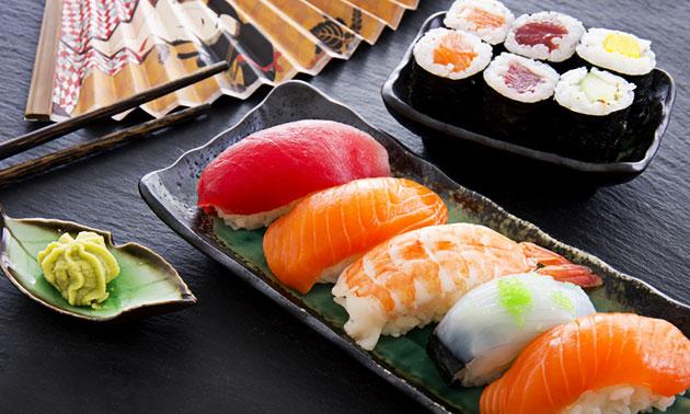 Sushi Today Antwerpen, Sushibox (14 of 16 stuks ) + evt ...