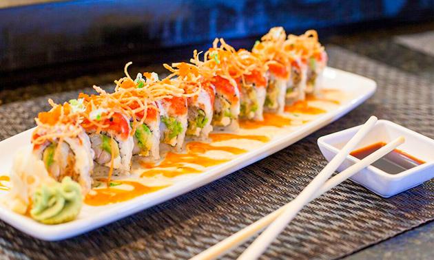 Bamboo Sushi en Bar