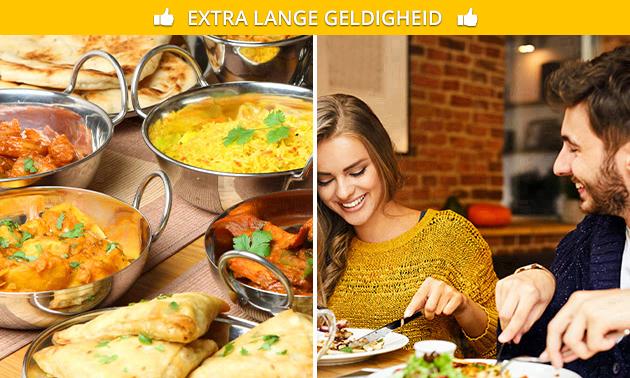 Afhalen: rijsttafel bij Afghaans Restaurant Apeldoorn
