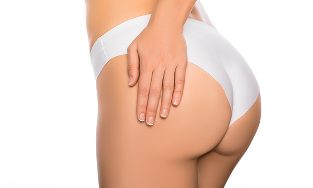 Anti-cellulitisbehandeling en/of Colombian butt lift