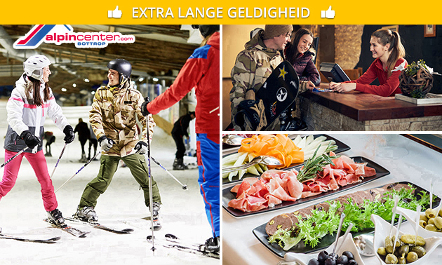 Une journée de ski + All-You-Can-Eat & boire chez Bottrop
