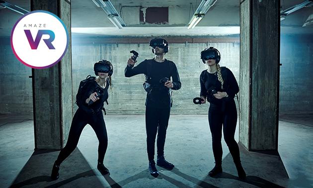 VR-escaperoom voor 2 tot 4 personen