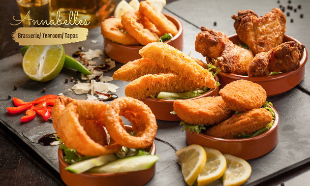 All-You-Can-Eat tapas (2,5 uur) in hartje Gent