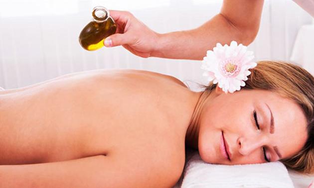 Aroma touch massage (60 min)