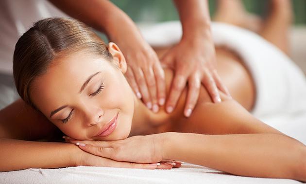Massage (45 min) of lichaamsritueel (75, 90 of 110 min)
