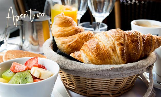Italiaans ontbijt in hartje Genk