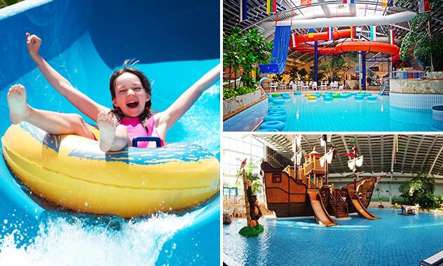 Entrée pour la piscine de loisirs Aquana