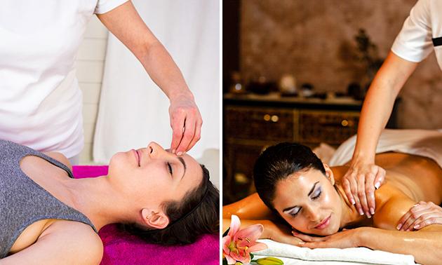 Reikibehandeling + evt. massage(s)