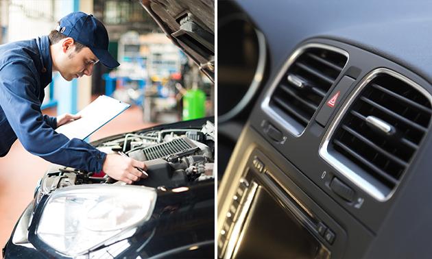 Apk of airco-onderhoudsbeurt voor je auto