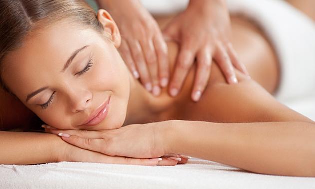 Ontspannende massage (60 minuten)