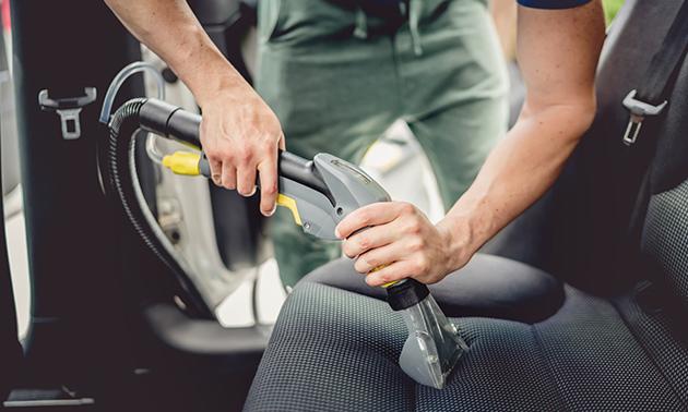 Luxe interieurreiniging voor je auto