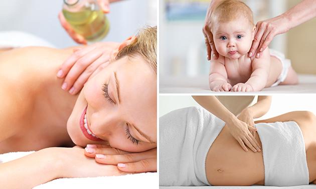 Wellness- of zwangerschapsmassage (60 min)