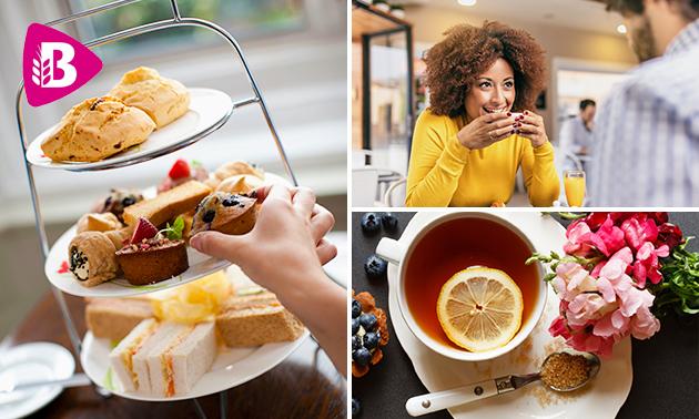High tea bij Bakker Bart Dordrecht of afhalen