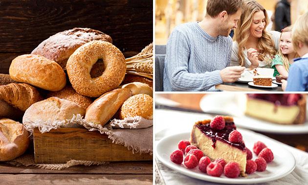 Waardebon voor brood, gebak en meer