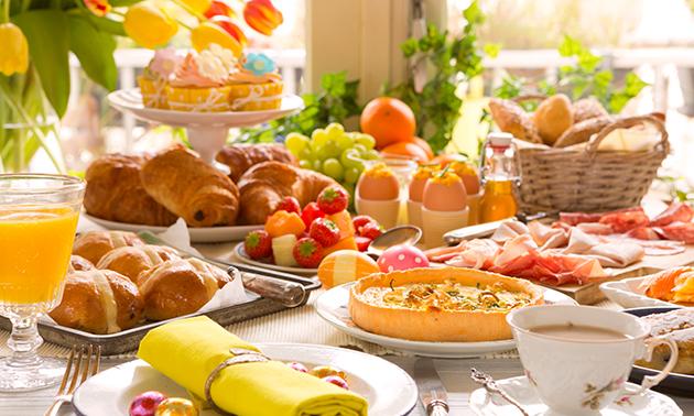 Afhalen: paasontbijt bij Bakkerij Royal