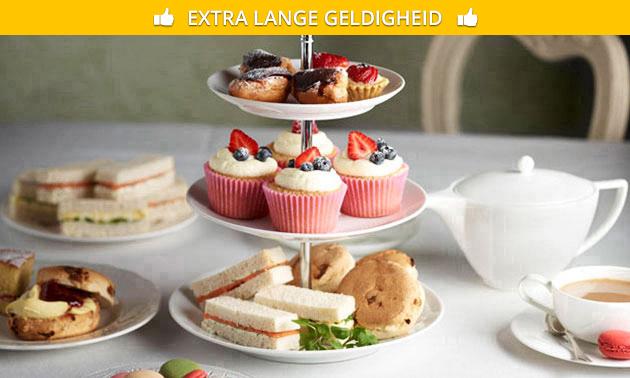 Luxe high tea bij Bakkerij Toos en Jet