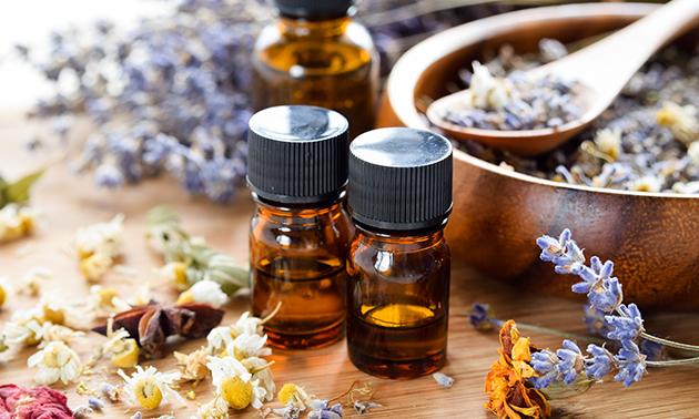 Workshop aromatherapie (3 uur)