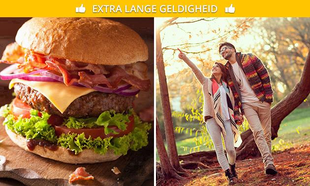 Wandelarrangement + lunchgerecht naar keuze
