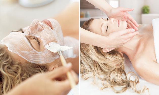 Verzorgende gezichtsbehandeling (45 of 60 min)