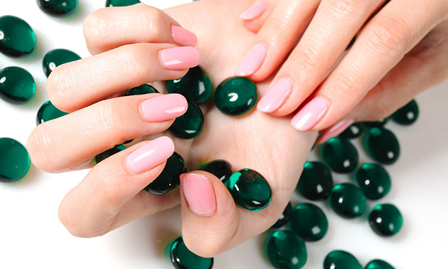 Gellak + mini-manicurebehandeling (45 min)