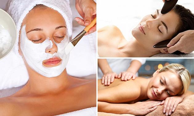 Guasha-massage voor lichaam of gezicht