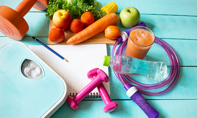 Afslankprogramma (3 weken) met voedingscoach