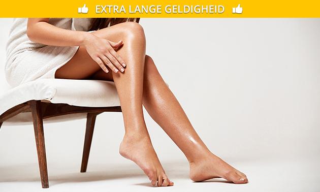 Waxbehandeling van meerdere zones voor dames