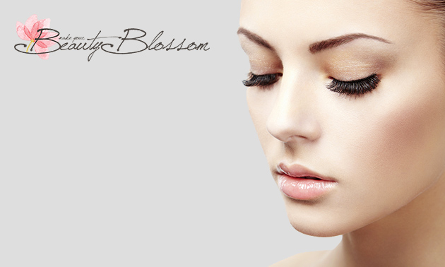 Brow treatment (60 min), wimperlift of wimperextensions