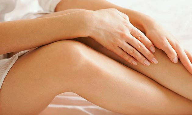 6 laserontharingsbehandelingen