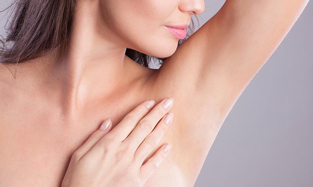 6 laser-ontharingsbehandelingen