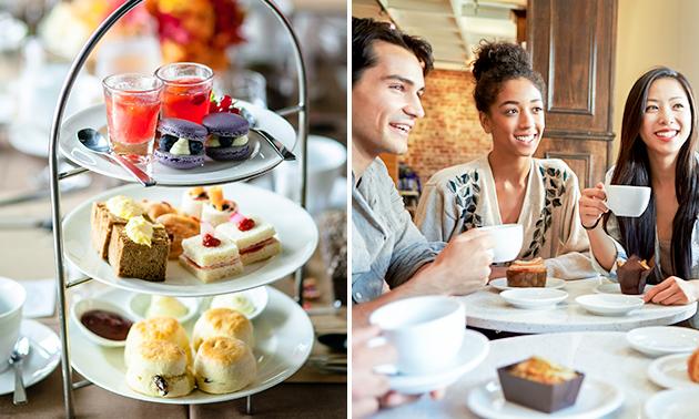 Thuisbezorgd of afhalen: luxe high tea bij Bela's Eethuis