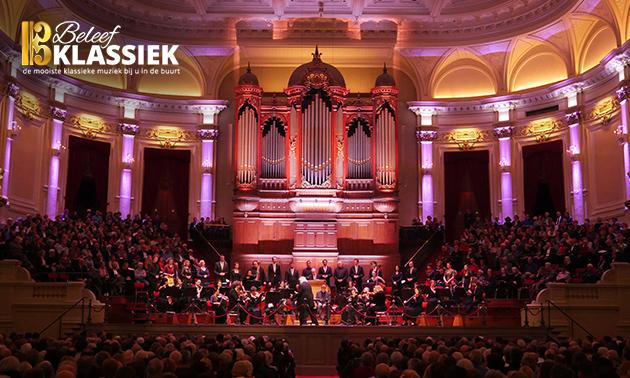 Ticket klassiek concert: Matthäus Passion + cadeaupakket