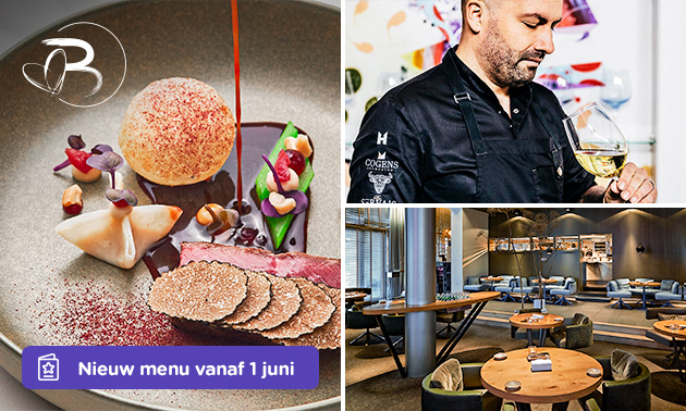 Afhalen: 4-gangen michelinsterdiner van Beluga Loves You